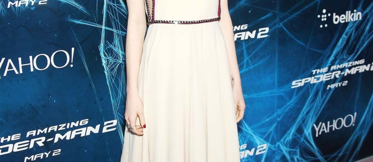 Emma Stone|| SpiderMan 2 Premiere in NY