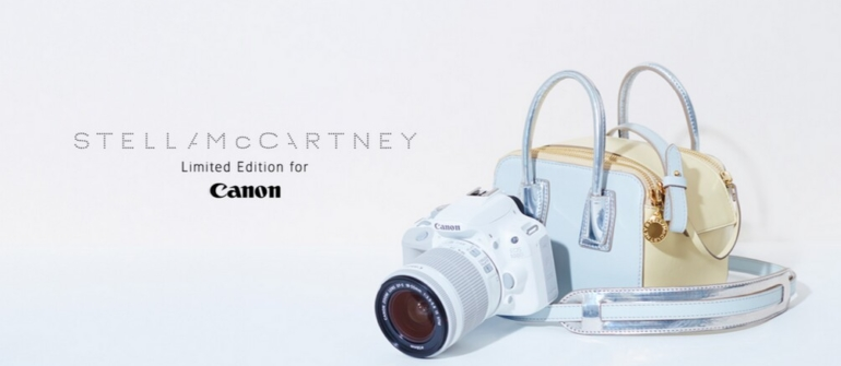 1000 volte Canon in Stella Mc Cartney