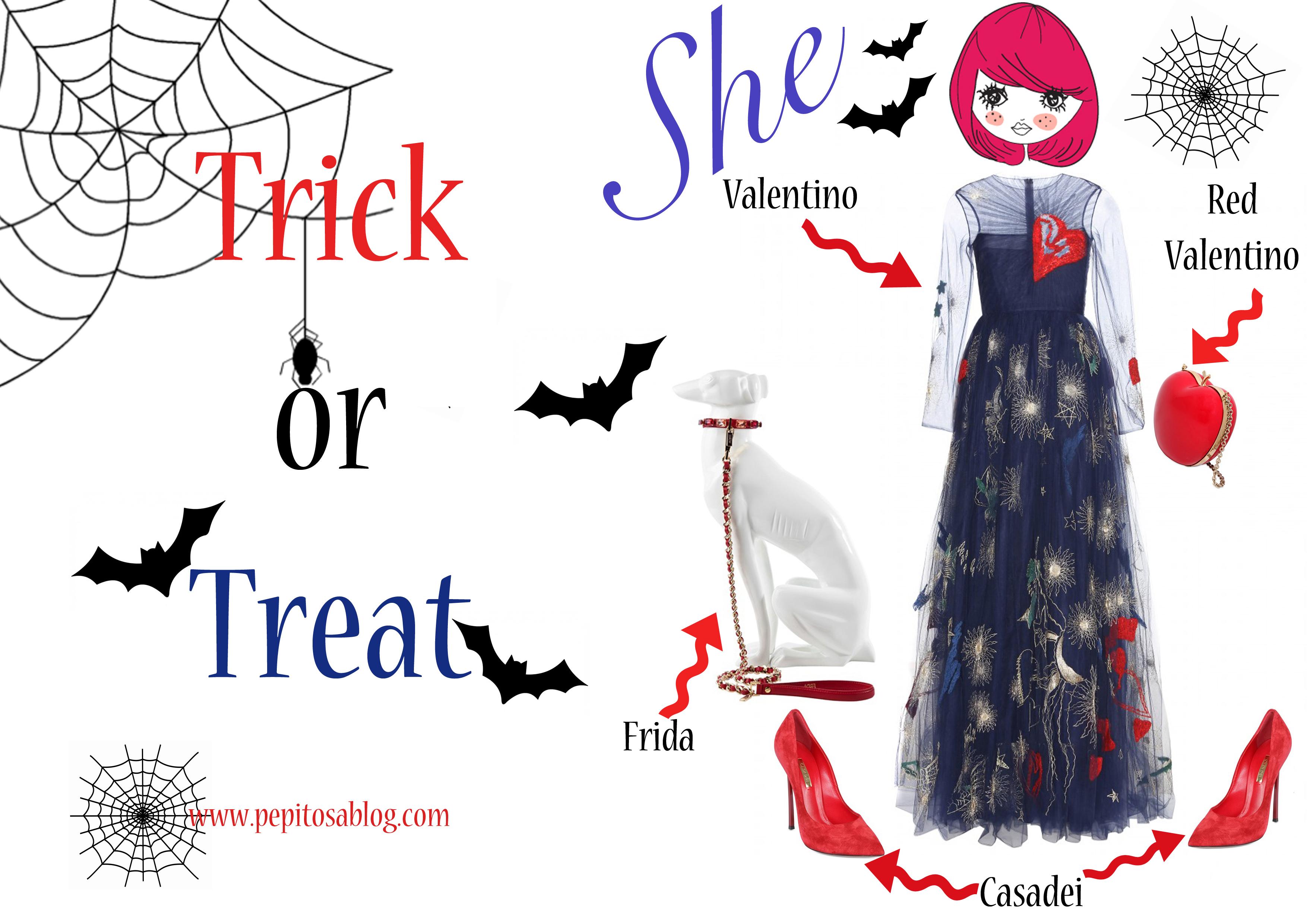 Halloween Mania con She