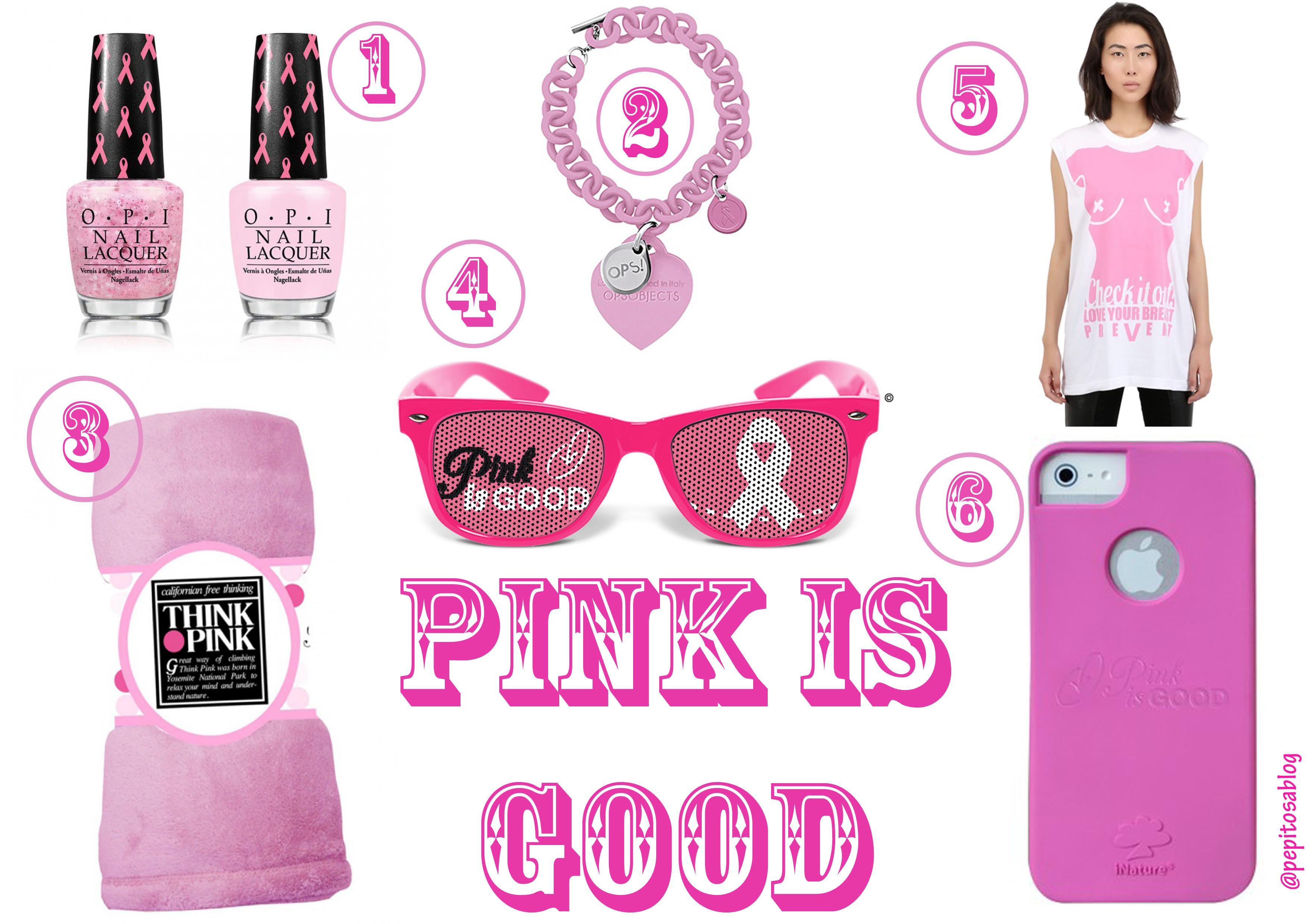 Ottobre è rosa