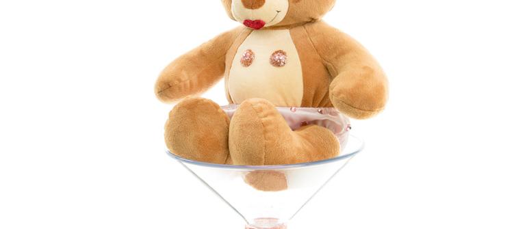 Quando l'orsetto è di moda, la monotonia passa