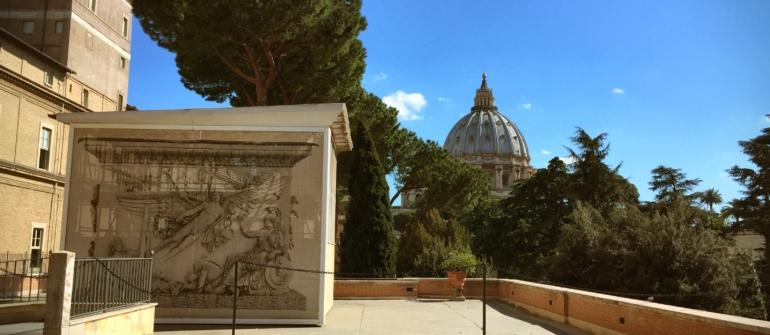 Bentornata Roma, ora non ti lascio più