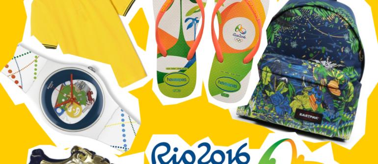Le Olimpiadi di Rio dettano moda