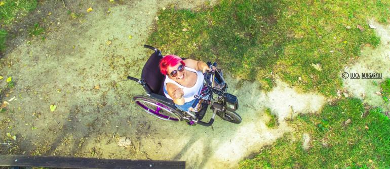 A cavallo di un drone, inseguendo un sogno