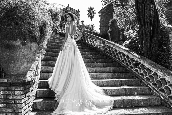Abiti da sposa per nozze glamour!