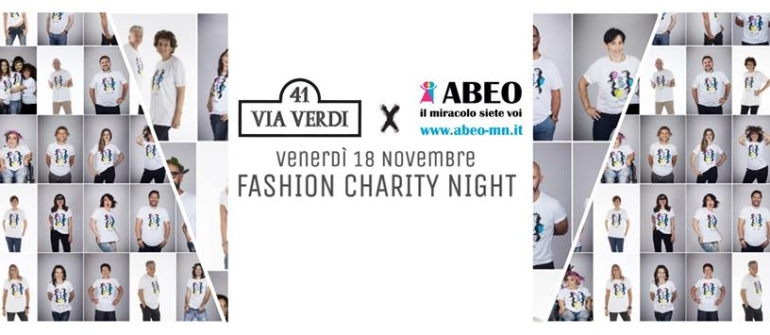 Mantova protagonista della Charity Fashion Night