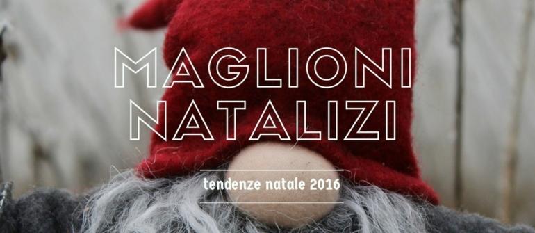 Maglioni natalizi, il trend per Natale 2016