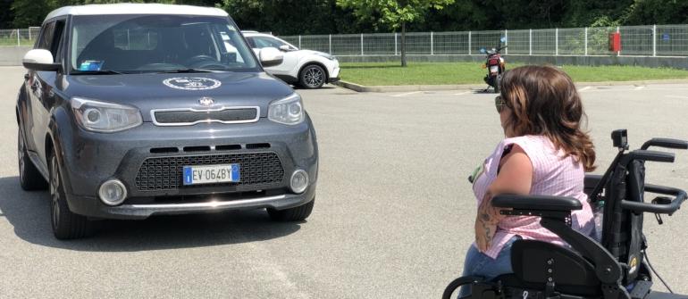 PROGETTO| Pepitosa in carrozza scalda i motori