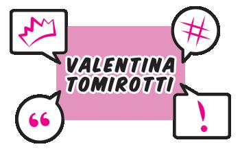 Valentina Tomirotti