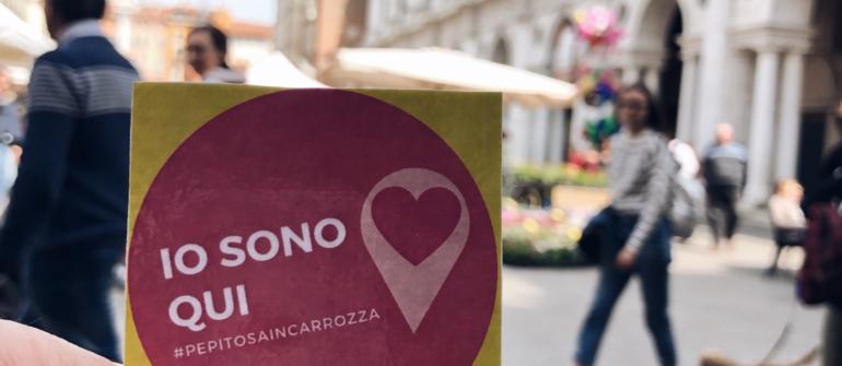 Un giorno a Vicenza con Pepitosa in carrozza